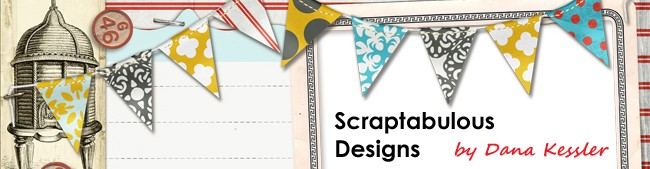 Scraptabulous Designs – Because CUTE Matters!